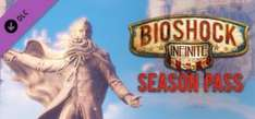 [Steam] BioShock Infinite - Season Pass für 14.58€ @ Gamefly