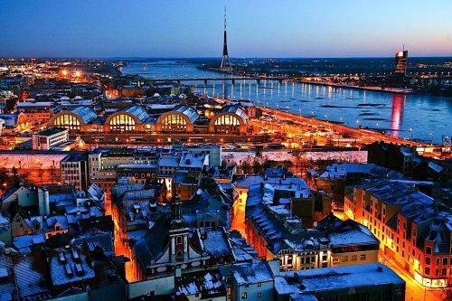 Verlängertes Wochenende (27.9.-30.9) in Riga! Flug (HHN) + sehr gutes 3* Hotel inkl Frühstück für 100€ p.P