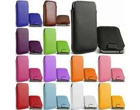 Smartphone Taschen für je 3,71 € oder 3 Taschen für 9,97 € bei MeinPaket.de, für über 20 Modelle in 13 Farben