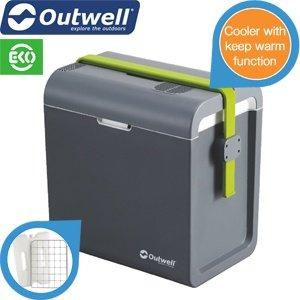 Outwell EcoCool 24 Liter Kühlbox (12 V) mit Warmhaltefunktion für 39,95€ zzgl. 5,95€ Versand @iBOOD