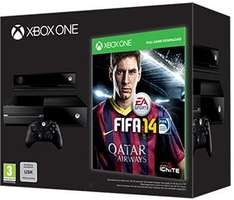 Xbox One Day One, FIFA 14, 3 Monate XBL Gold, 15€ Rabatt @Drogerie Müller