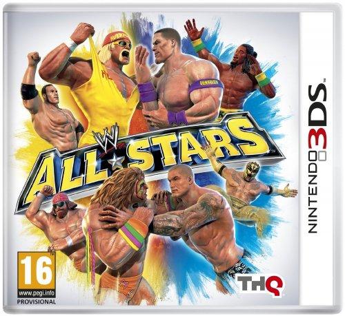 WWE All Stars für Nintendo 3DS für 7,49€ @ Ebay.de