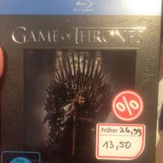 [LOKAL] Weltbild Deggendorf - Game of Thrones Staffel 1 Bluray
