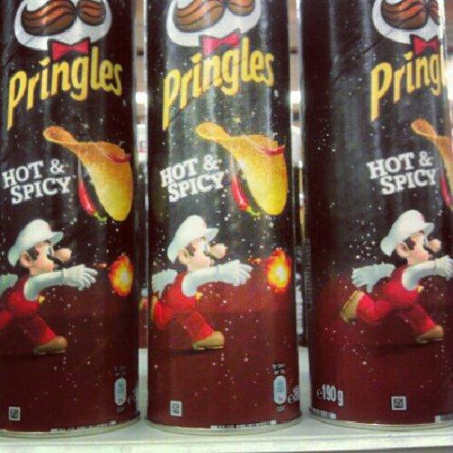 Mal wieder 190g Pringles für 0,89€ bei Segmüller Parsdorf b. München