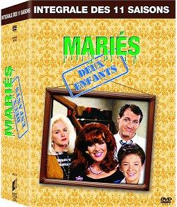 Eine schrecklich nette Familie Staffel 1-11 DVD @amazon.fr - 65,69€