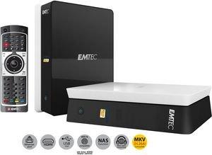 Emtec Movie Cube S120H Multimediaplayer mit 1TB