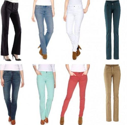 Verschiedene H.I.S. Damen-Jeans Gr. 34-50 für jeweils 17,95 € inkl. Versand @ eBay