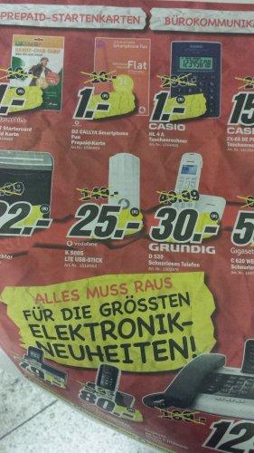 (evtl. lokal) Vodafone K5005-H LTE Stick für 25€  Media Markt Frankfurt NWZ