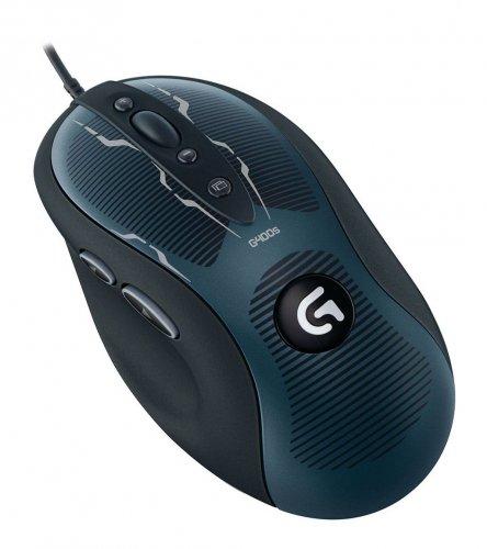 Logitech G400s bei Amazon (Idealo-Vergleichspreis 59,00)
