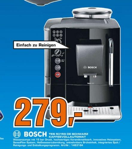 [Saturn Aachen] Bosch TES50159 Kaffeevollautomat