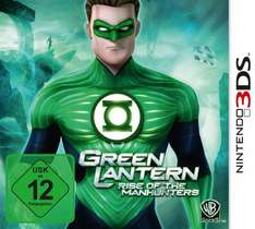 Green Lantern - Rise of the Manhunters [Nintedo 3DS] für 6,99€ @ Ebay