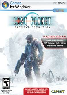 Lost Planet: Extreme Condition - Colonies Edition für 4€ @ GMG