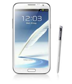 [Media Markt] Galaxy Note II - 299€ - Lokal Peine