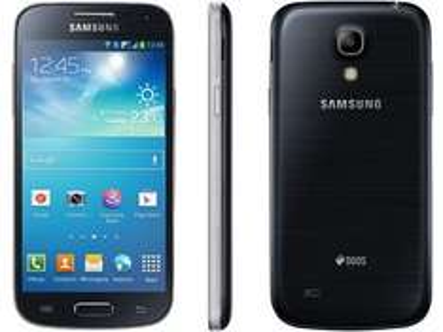 Samsung I9192 Galaxy S4 Mini Dous black, 8GB, EU-Ware