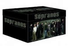 Die Sopranos - Die ultimative Mafiabox für 44,97€ @ amazon.de