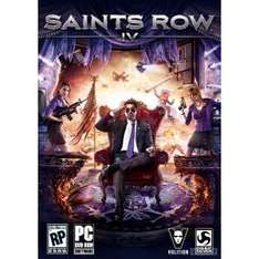 Saints Row IV RU Steam Key