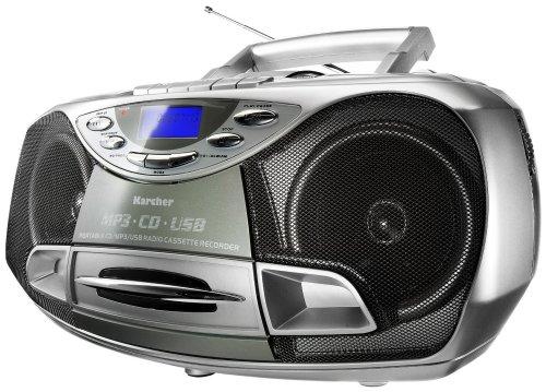 Karcher RR510 Tragbares Stereo Radio mit USB für nur 49,90 EUR inkl. Versand [B-Ware]