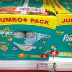 Pampers Baby dry Rossmann