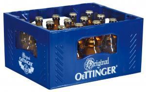 offline @ TOP-Getränke  - 3 Kästen Öttinger Pils in Steinieflaschen für 10 €