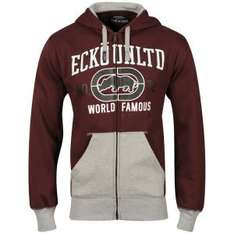 (@zavvi.com) ECKO Herrn Pullover S-XL Mens Arch March Full Zip Hoody für 16,15€