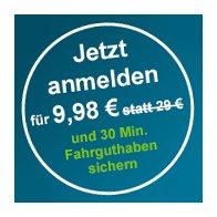 [Für Ikea-Family-Card-Besitzer] DriveNow Anmeldung für 9,98€ (statt 29€) inkl. 30min Fahrtguthaben & 10€ IKEA Einkaufsgutschein
