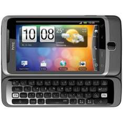 MeinPaket(TALK-POINT GmbH): HTC Desire Z/Motorola Milestone 2 (Vodafone Branding)