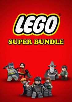 [Steam] Lego Superbundle @ game.co.uk