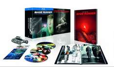 Blade Runner - 30th Anniversary Collector's Edition (Exklusiv bei Amazon.de) [3 x Blu-ray] für 25,96€