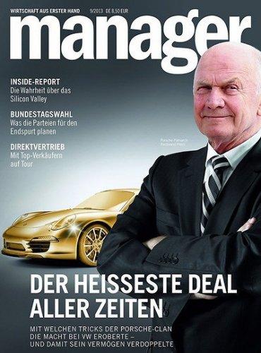 manager magazin für 9,90€