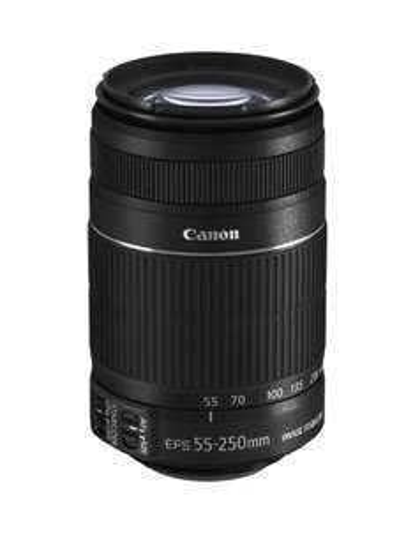 Canon EF-S 55-250mm 4,0-5,6 IS II