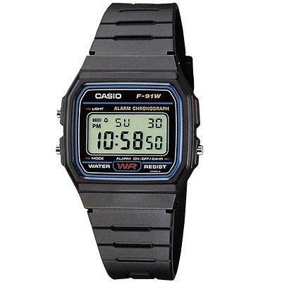 Casio retro Uhr, wieder bei eBay