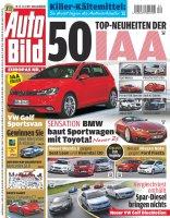 Auto Bild Jahresabo (51 Ausgaben) für 29,90€