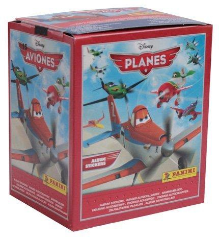 Panini Planes 250 Sticker in 50 Tüten für nur 23,99 EUR inkl. Versand