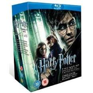 [Bluray Box] Harry Potter Collection 1-7.1  @Amazon.co.uk