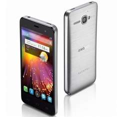 "Alcatel One Touch 6010D Star silver 10,16cm (4""), Android 4.1, 2x 1GHz, SwiftKey für 139,90€ + 4.99€ VSK"