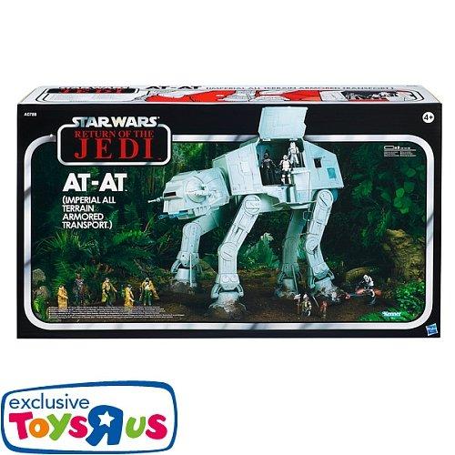 Star Wars - Vintage Endor AT-AT bei Toys R Us *UPDATE* 79,20€ -20% Aktion