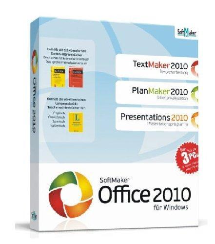 SoftMaker Office 2010 für nur € 24,95