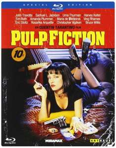 Pulp Fiction [Blu-ray] [Special Edition] 9,97 Euro bei Amazon