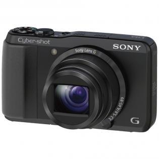 [PROMARKT ESSEN] Sony DSC-HX20VB Kompaktkamera (18,2 Megapixel, 20-fach opt. Zoom, EXMOR-R SENSOR, GPS, AVC-HD, Full-HD-Video mit 50 Vollbildern; 3 Zoll) IDEALO AB: 304€