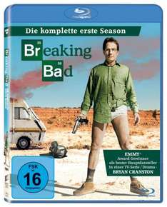 Breaking Bad Blu-Ray Staffel 1-4 für jeweils 15,97 € @ Amazon.de