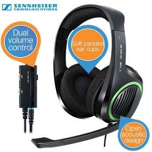 Sennheiser - X 320 für die Xbox 360 ® Gaming-Headset bei ibood.com für 32,9€