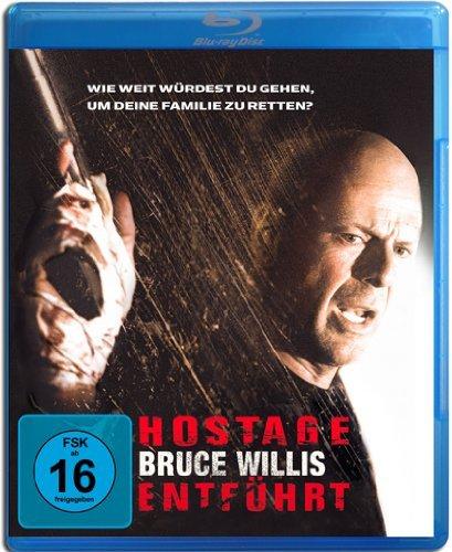 Hostage - Entführt für nur 4,97 EUR inkl. Versand [Blu-ray]