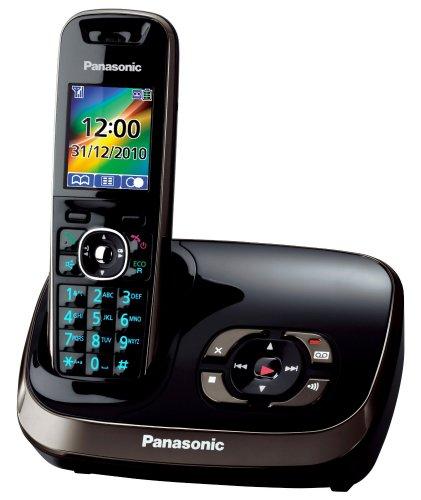 Schnurloses Telefon mit Anrufbeantworter Panasonic KX-TG8521GB für nur 39,- EUR inkl. Versand