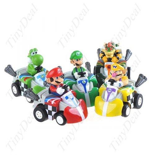 (CN) 5 Mario Kart Figuren für 8.68€ @ Tiny Deal