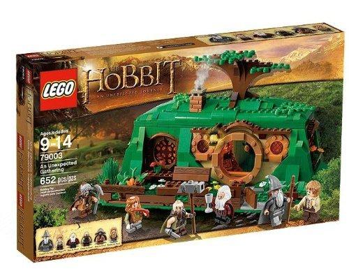 Lego The Hobbit 79003 - Eine unerwartete Zusammenkunft bei amazon.de  38 % billiger