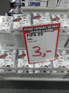 FIFA 09 (PS3) [LOKAL BERLIN?]