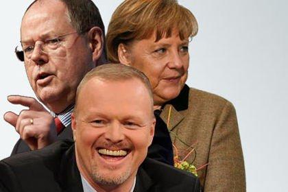 ACHTUNG: NUR BIS 16UHR!!! Freikarten zur Sondersendung zum Kanzler-Duell in Berlin? Adlershof