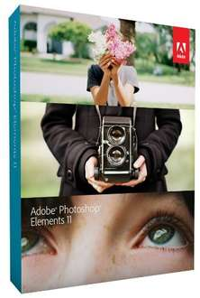 Adobe Photoshop Elements 11 (PC/Mac) für 39€ @Amazon