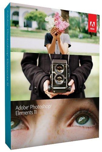 Adobe Photoshop Elements 11 (PC/Mac) für 39€ @Amazon