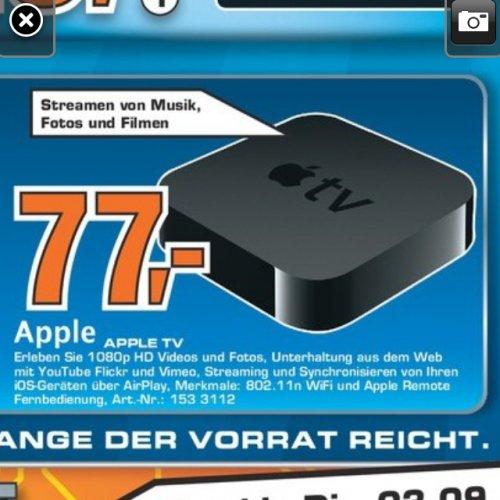 [Saturn Berlin] Apple TV 3. Generation